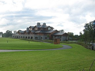 Luttrellstown Castle - Luttrellstown Golf Club House