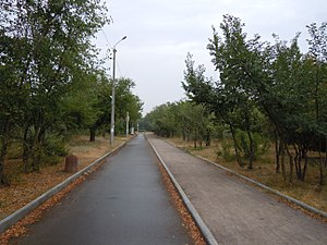 Luzanivka Hydropark - Image: Luzanivka 9