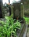 Lwów - Cmentarz Łyczakowski - Tomb of Anna Gostyńska.jpg