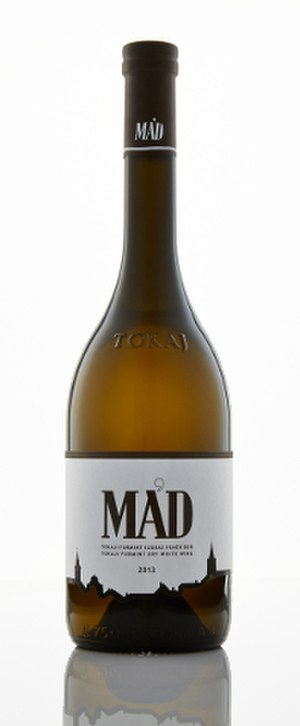 Tokaji - The first village level dry Furmint in the Tokaji wine region