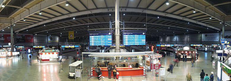 M Nchen Hauptbahnhof Wikipedie