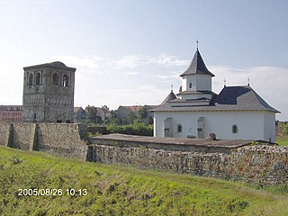 Armenian monastery of Suceava