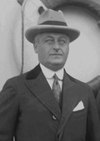 John M. Schiff - Schiff's father Mortimer.