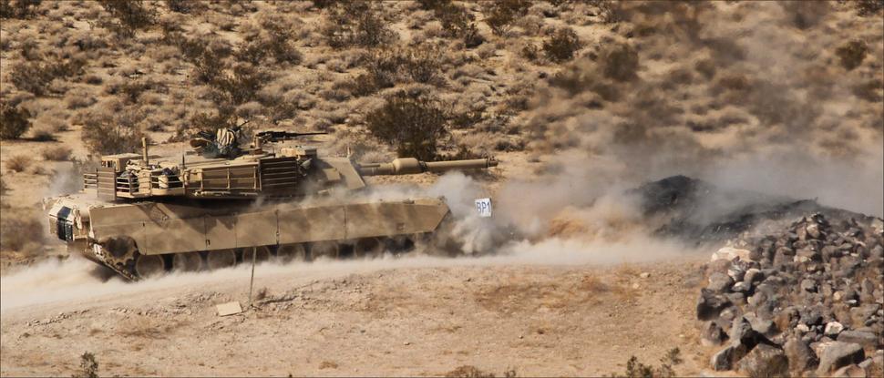 M1A1 Abram Gunnery