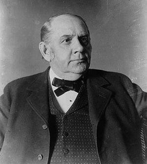 William R. Stewart - Mark Hanna