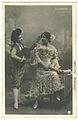 MONTÉS. Les Sœurs W Étoile. Andalouses. Folies Bergére. Photo Waléry.jpg