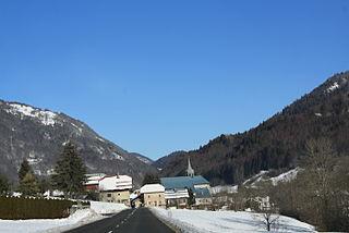 Mégevette Commune in Auvergne-Rhône-Alpes, France