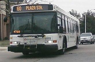 Route 34 (MTA Maryland LocalLink) - Image: MTAMD60