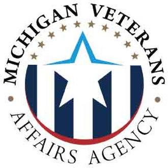 Michigan Veterans Affairs Agency - Image: MVAA logo