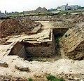 Maastricht, Céramique-terrein na sloop, bastion Parma, zuidwestflank.jpg