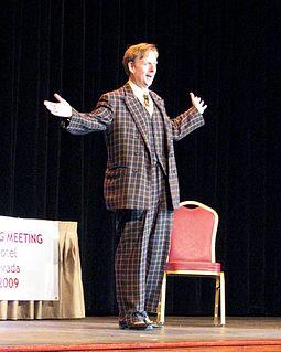 Mac King American magician
