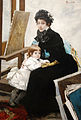 Madeleine Lerolle and Her Daughter Yvonne1.jpg