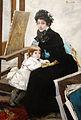 Madeleine Lerolle and Her Daughter Yvonne1.jpg