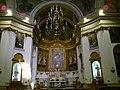 Madrid Plaza De Santiago Iglesia De Santiago Choeur - panoramio.jpg