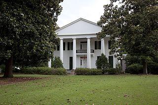 Magnolia Grove (Greensboro, Alabama) Historic home in Greensboro, Alabama