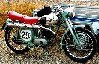 Maico - 1956 Maico 250cc