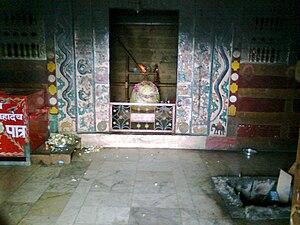 Bijli Mahadev - Image: Main shiva linga