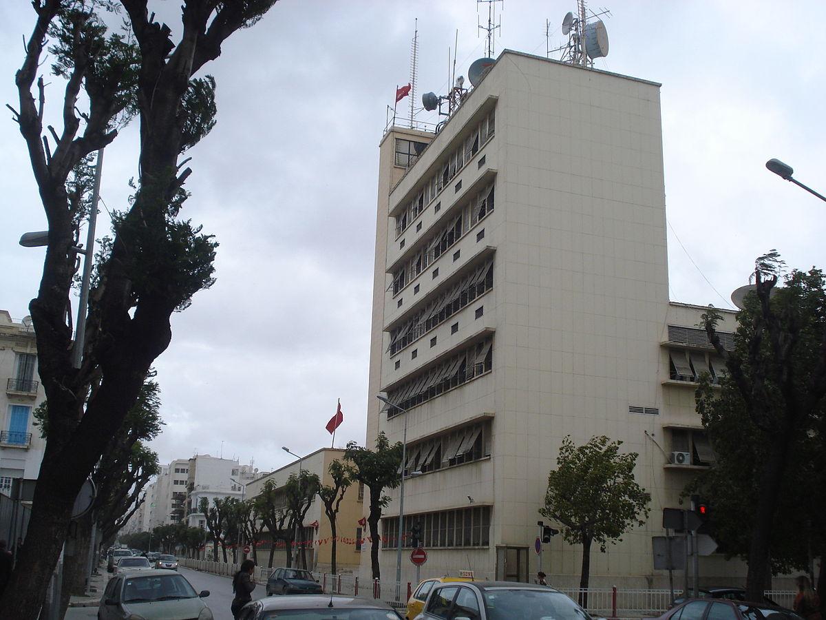 tablissement de la t l vision tunisienne wikip dia. Black Bedroom Furniture Sets. Home Design Ideas