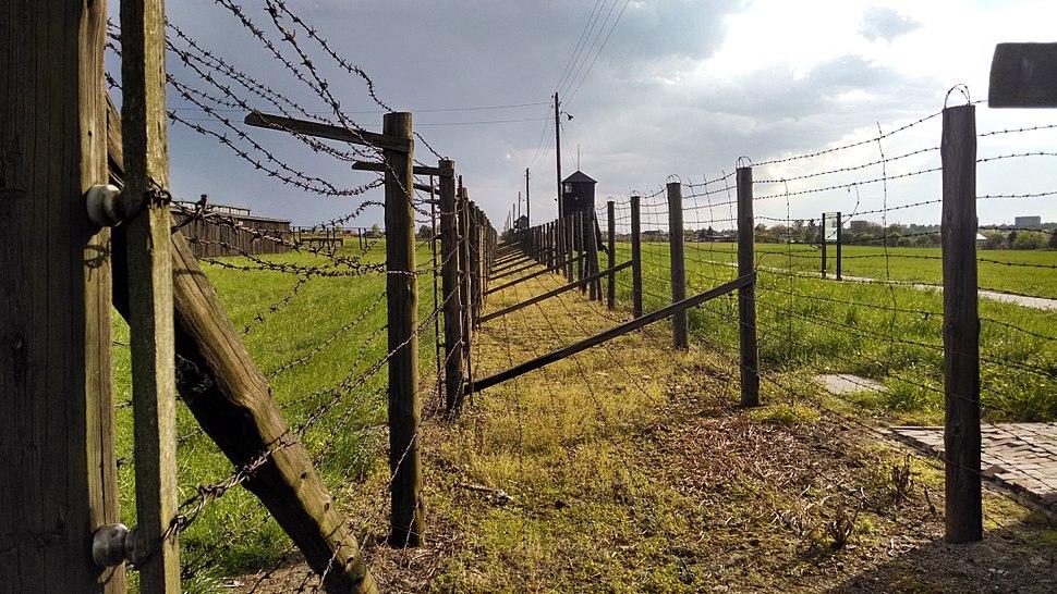 Majdanek Double-Fence