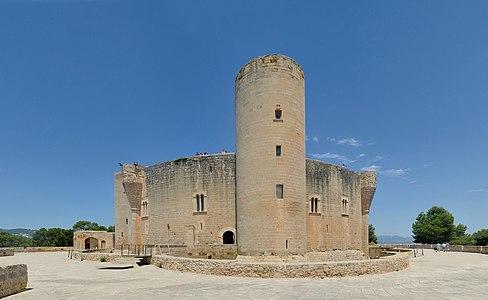 Palma de Mallorca: Castell de Bellver