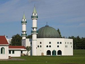 Rosengård - Image: Malmö Moske