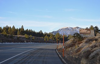 "Mammoth Lakes, California - ""Welcome to Mammoth Lakes, California"""