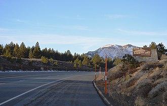 "Mammoth Lakes, California - ""Welcome to Mammoth Lakes, California"""