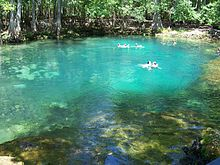 Manatee springs state park wikipedia for Camping world winter garden fl