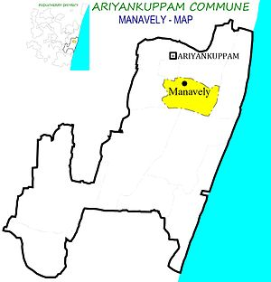 Manavely - Manavely Village in Ariyankuppam Commune