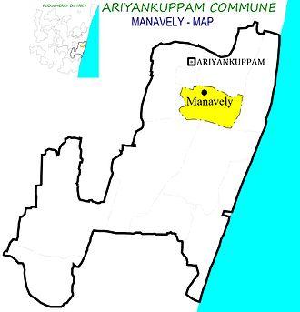 Manavely - Manavely Village in Ariyankuppam Commune