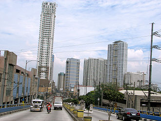 Mandaluyong - Shaw Boulevard one of the major business hubs in Mandaluyong