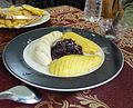 Mango with Sticky Rice P1130097.JPG