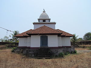 Manjeshwar - Jain Temple Manjeshwar