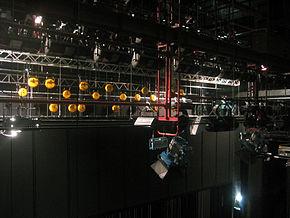 Veranstaltungstechnik und Eventtechnik (Showtechnik)