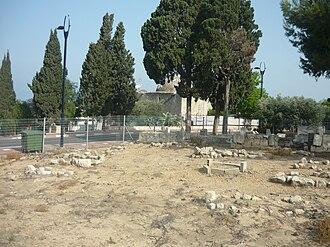 Al-Manshiyya, Acre - Image: Manshiyye acre
