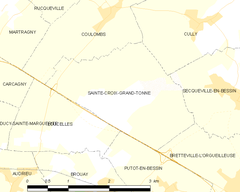Map commune FR insee code 14568.png