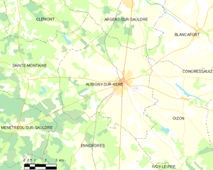 Map commune FR insee code 18015.png