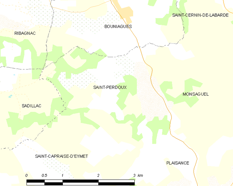 Fitxer:Map commune FR insee code 24483.png