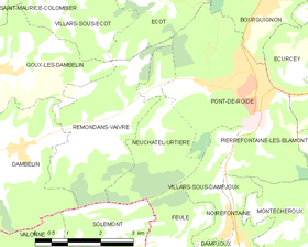 Map commune FR insee code 25422.png