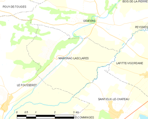 Map commune FR insee code 31317.png