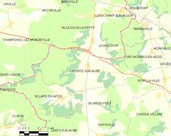 Map commune FR insee code 52258.png