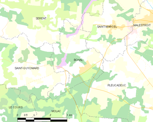 Map commune FR insee code 56020.png