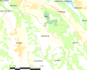 Map commune FR insee code 64442.png