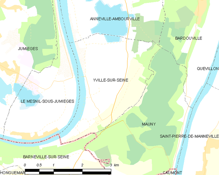 Archivo:Map commune FR insee code 76759.png