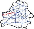 Map of Automobile Roads in Belarus M6-v2.png
