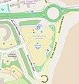 Map of Hermiston Park & Ride (OSM standard, zoom 17).jpg