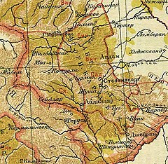 Map of NKAO in Azerbaijan SSR from the GSE of 1926.jpg
