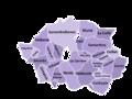 Mapa del Conceyu de Siero.png