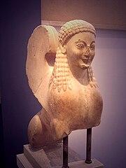 Sphinx (Acropolis Museum n. 630)