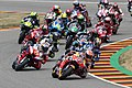 Marc Márquez leads the pack 2019 Sachsenring.jpeg